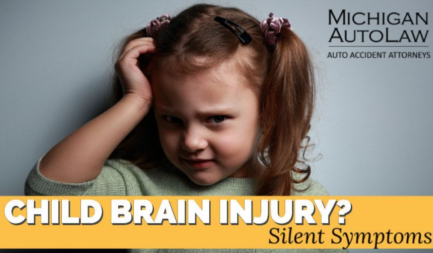 Child Brain Injury Lawyer - Lingering effects of TBI in children