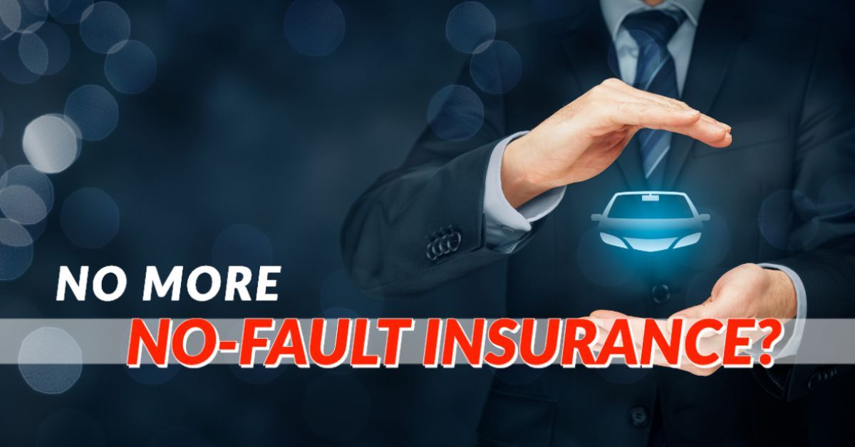 Replace No-Fault auto insurance system with a fault based system in tort?