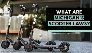 Michigan Electric Scooter Laws: What You Need To Know