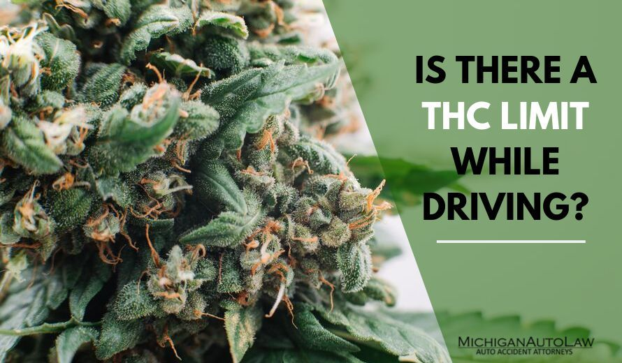 Legal THC Limit: Is There One That Proves Impaired Driving?