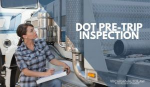 DOT Pre-Trip Inspection: When It Only Takes 2 Minutes