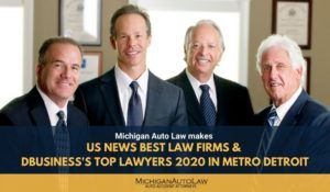 US News Best Law Firms 2020 & DBusiness Top Lawyers 2020
