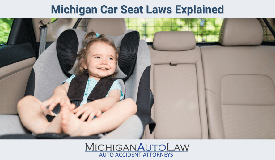Michigan Car Seat Laws: What You Need To Know