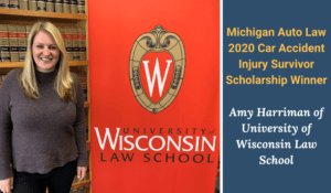 Michigan Auto Law Car Accident Injury Survivor Scholarship 2020 winner announced