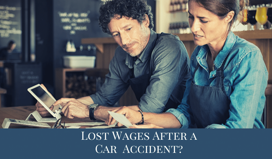 Lost Wages Claim After Car Accident