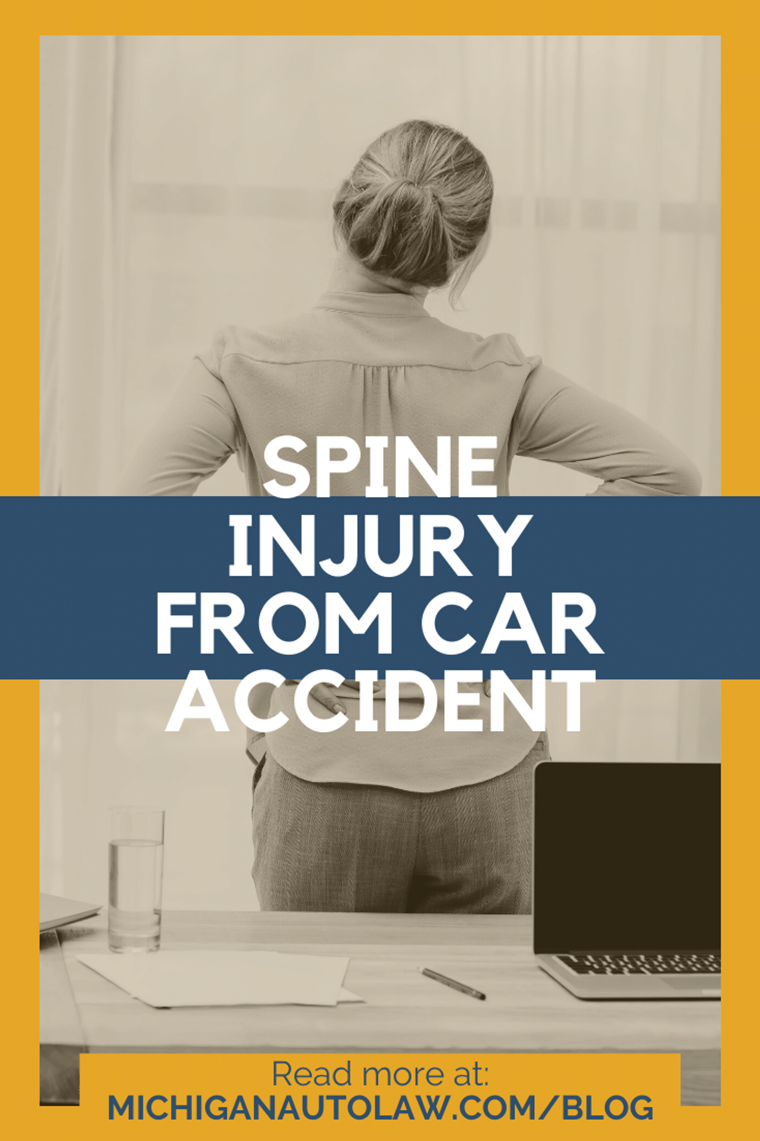 Spine Injury From Car Accident: What You Need To Know