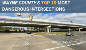 Wayne County's Most Dangerous Intersections 2020 - Featured Image
