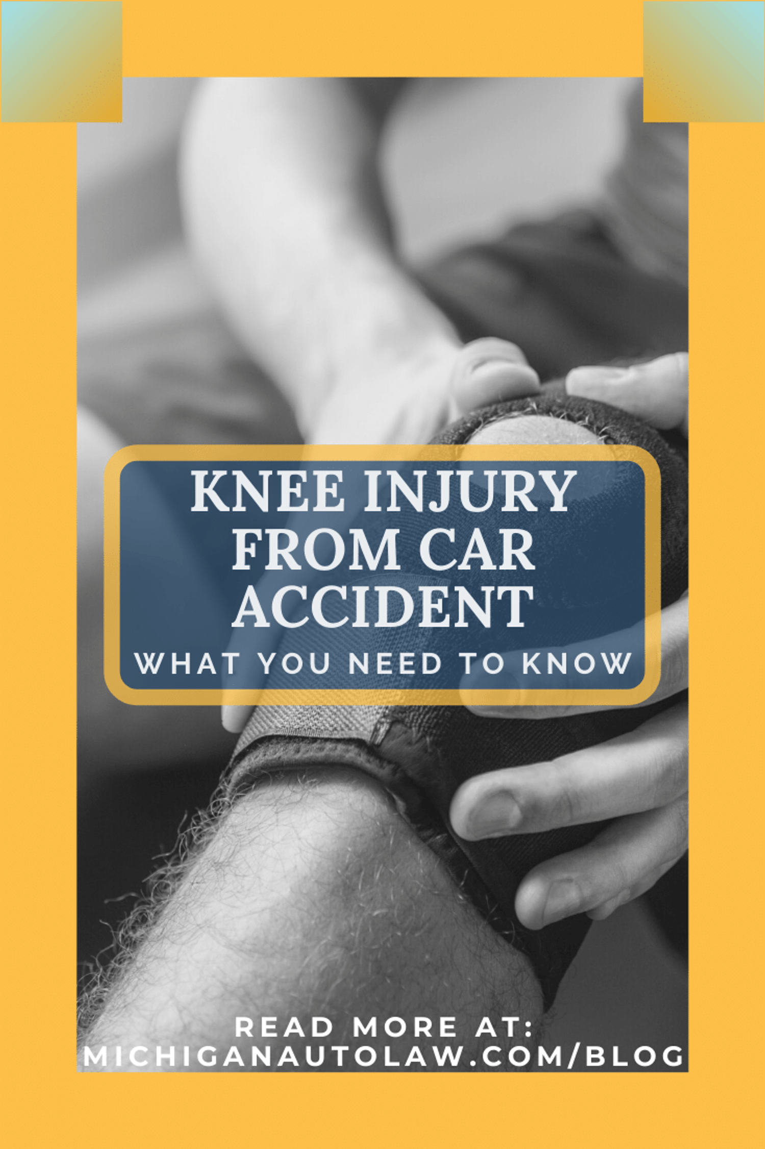 Knee Injury From Car Accident: What You Need To Know