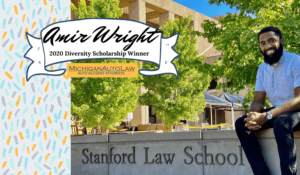 Winner announced for the Michigan Auto Law 2020 Law Student Diversity Scholarship