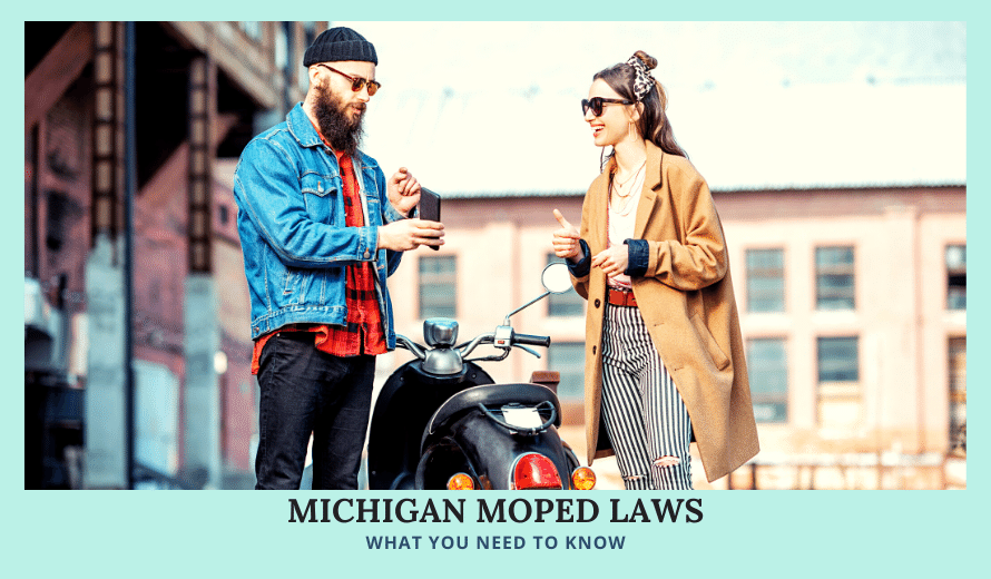 Michigan Moped Laws: What You Need To Know