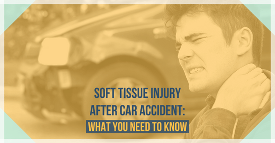 Soft Tissue Injury After Car Accident: What You Need To Know