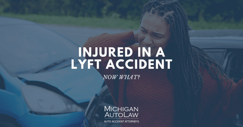 Injured In Lyft Accident. Now What?