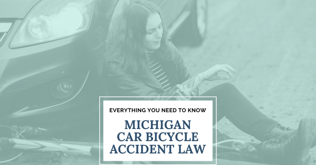 Michigan Car Bicycle Accident Law Everything You Need To Know