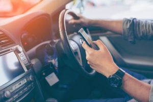 Accidents Caused by Distracted Driving