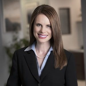 Experienced Attorney Heather Baker specializes in family law and criminal law.