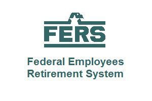 Logo for the Federal Employees Retirement System.