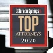 Colorado Springs Style Top Attorneys Award for Graham.Law