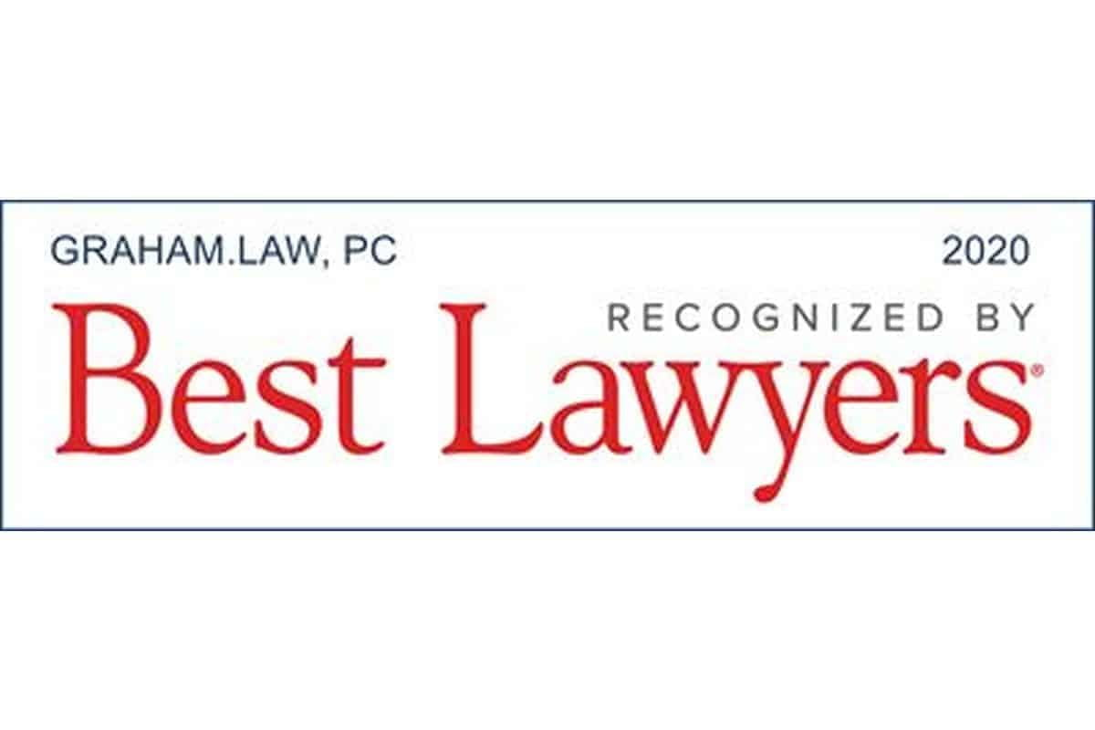 Best Lawyers award for Graham.Law, Colorado Springs family law