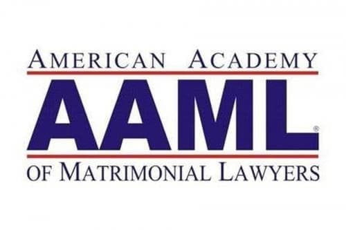 Logo of the American Academy of Matrimonial Lawyers (AAML)