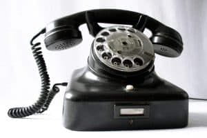 Testify by telephone in Colorado child support hearing.