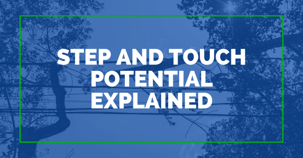 Step Potential: Step and Touch Potential Explained
