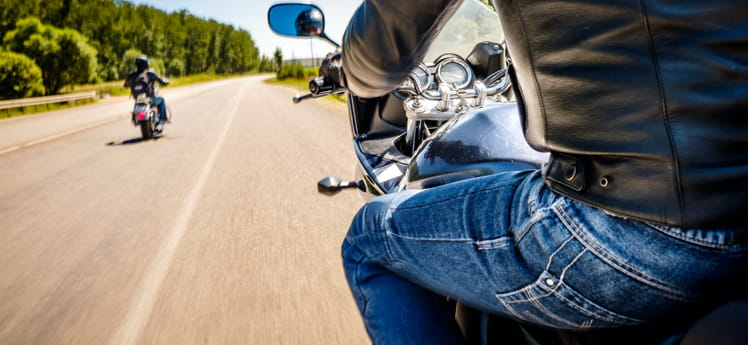 Motorcycle Accident Attorney in Brockton MA