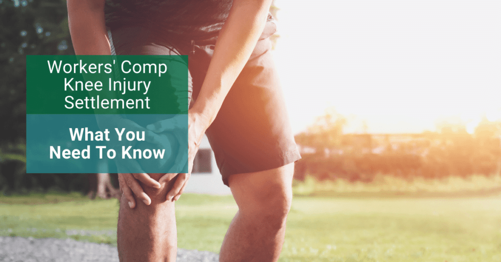 Michigan lawyer discusses the average workers' comp knee injury settlement and how to avoid low-ball insurance company offers.