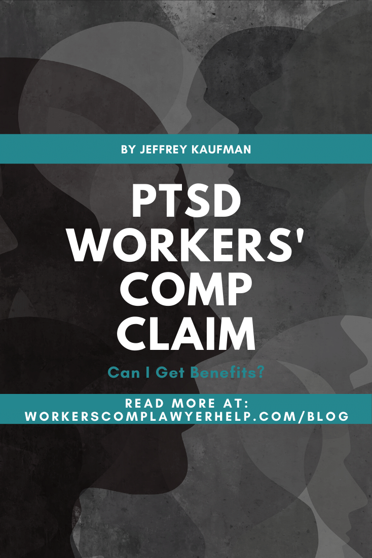 PTSD Workers' Comp Claims: Can I Collect Benefits?