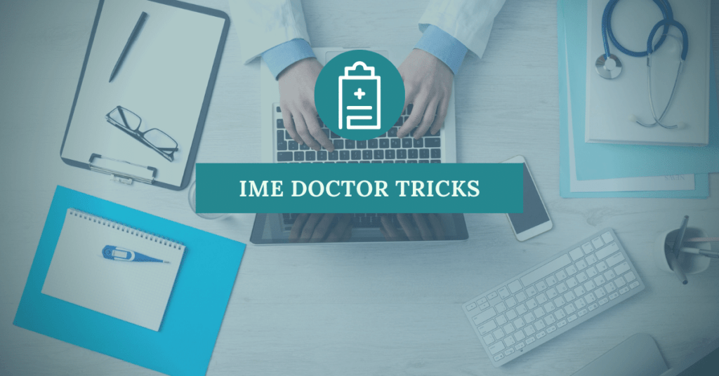 IME Doctor Tricks To Beware Of