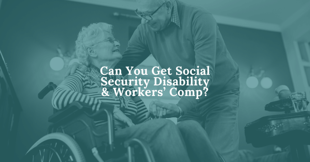 Can You Collect Social Security Disability and Workers' Compensation At The Same Time?