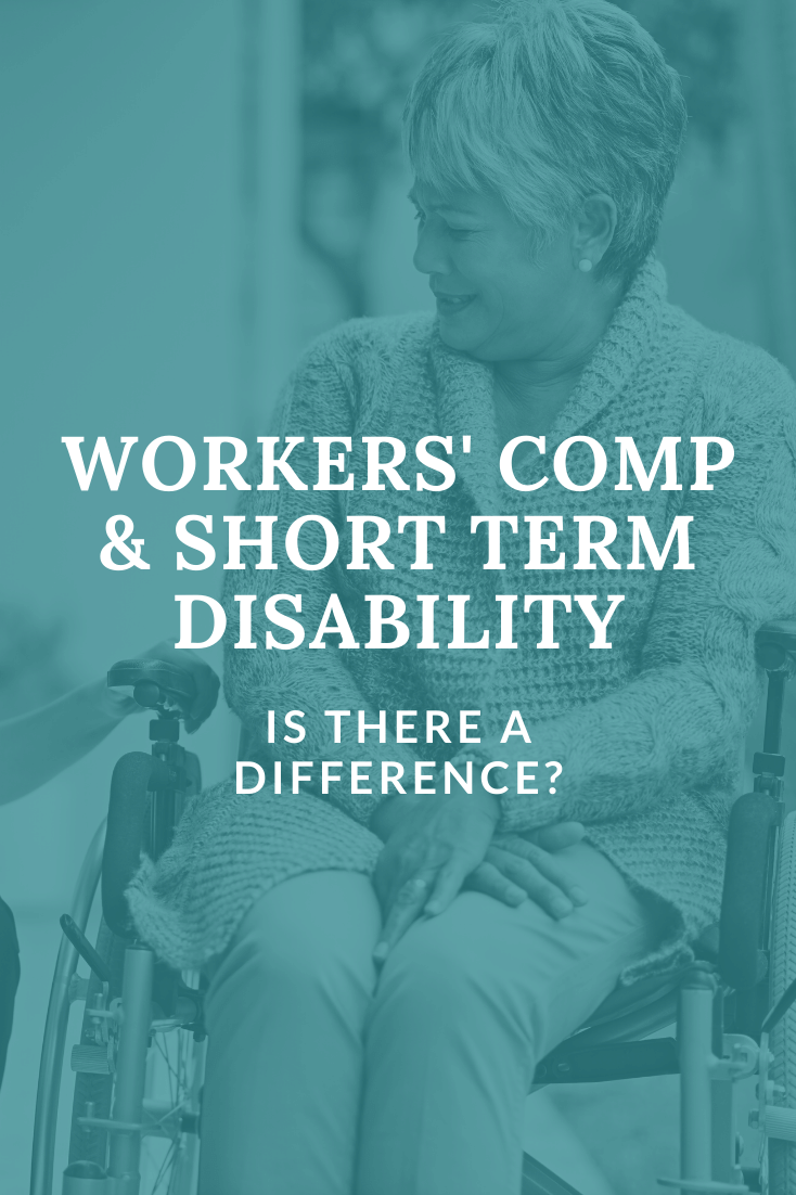 Workers' Compensation and Short Term Disability: Is There A Difference?