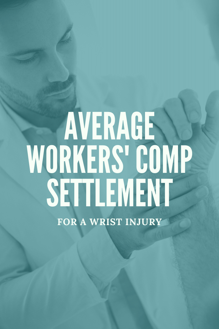 Average Workers\' Comp Settlement For Wrist Injury in Michigan