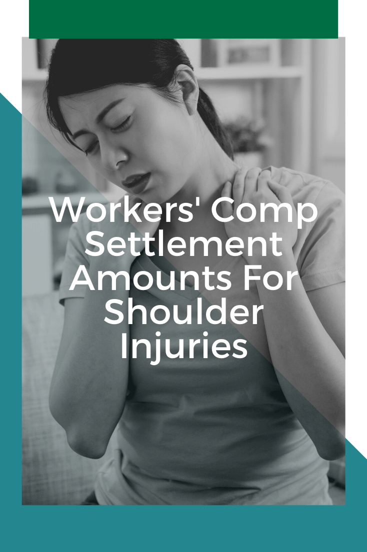 Workers\' Comp Settlement Amounts For Shoulder Injury: What You Need To Know