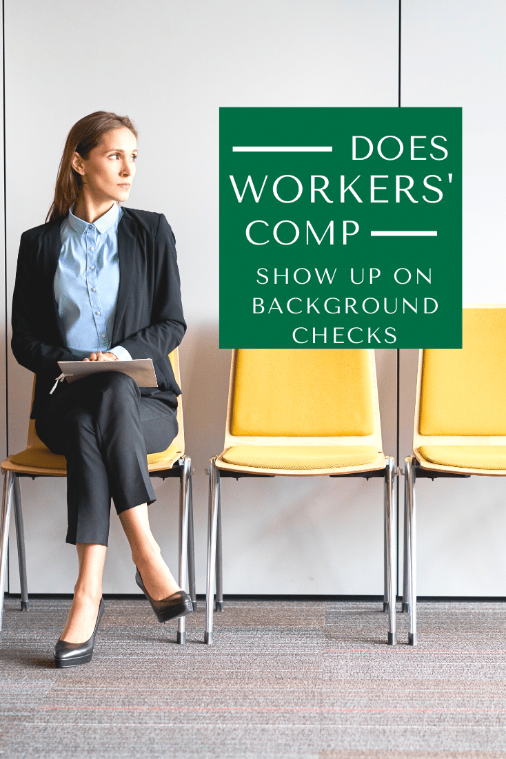 Does Workers\' Comp Show Up On Background Checks?