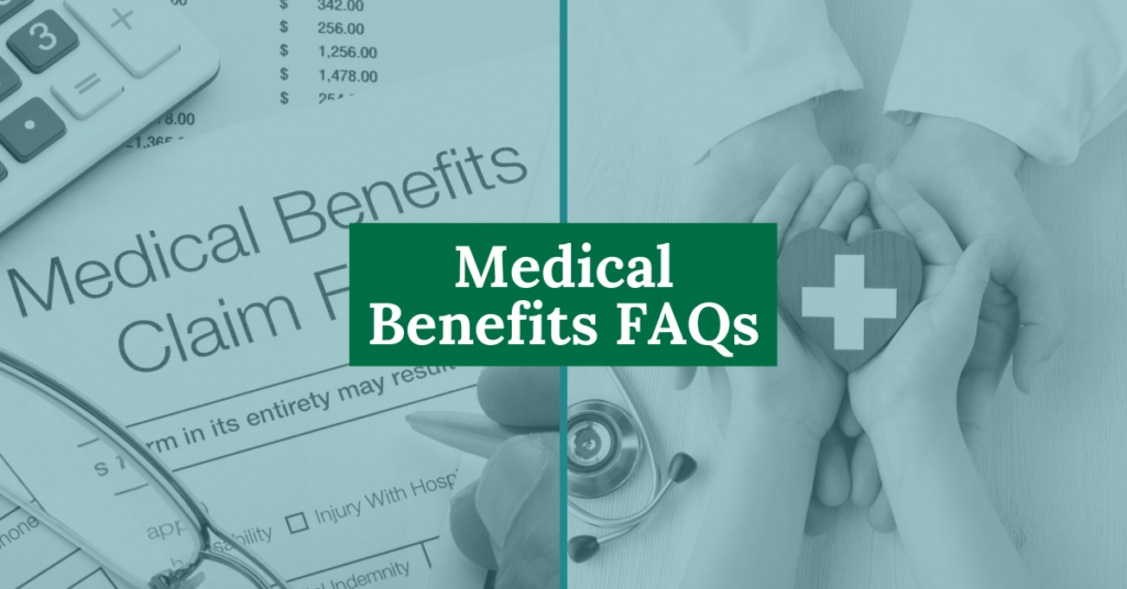 Workers' Comp Medical Benefits FAQs: What You Need To Know