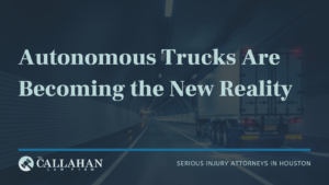 autonomous trucks are becoming the new reality