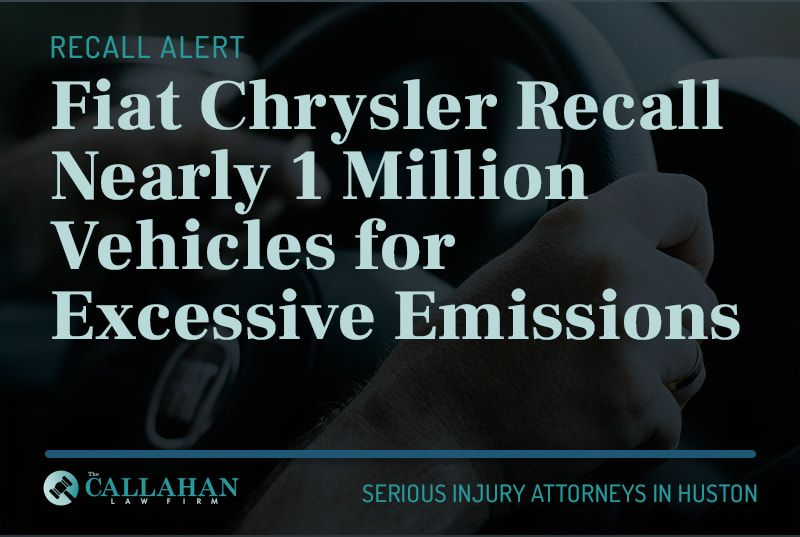 fiat chrysler recall nearly 1 million vehicles for excessive emissions