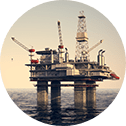 offshore accident injury icon