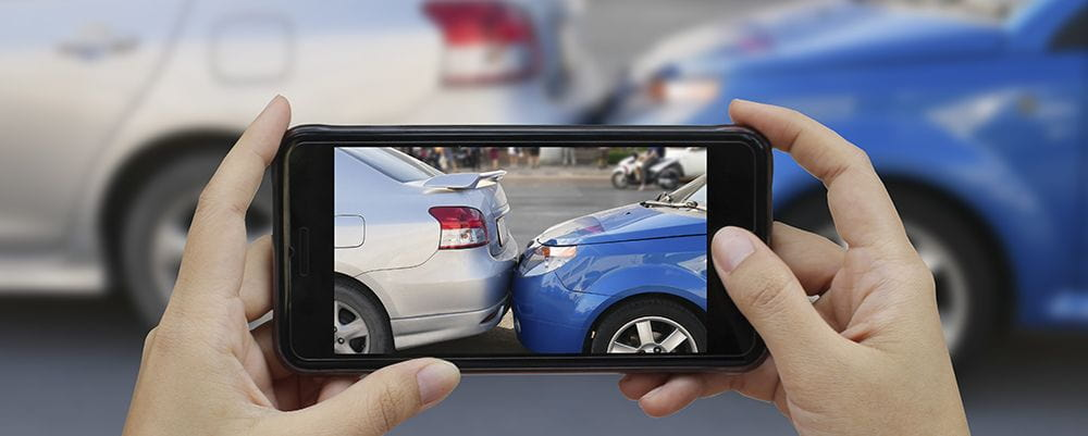 Documenting Evidence After A Car Accident