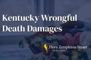 Wrongful Death Damages Kentucky