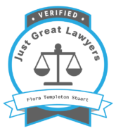 Just Great Lawyers Badge