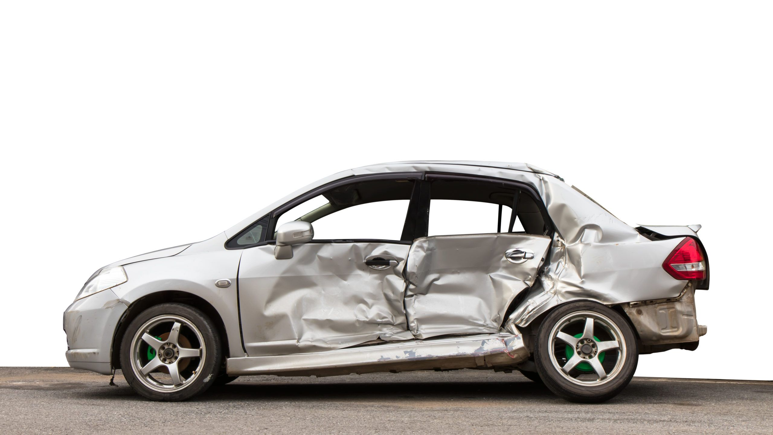 side impact accident