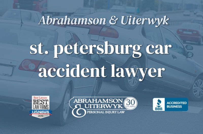 St. Petersburg Car Accident Lawyer