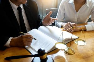 speaking with an attorney