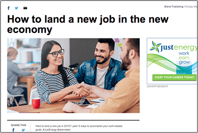How to land a new job in the new economy chicago tribune