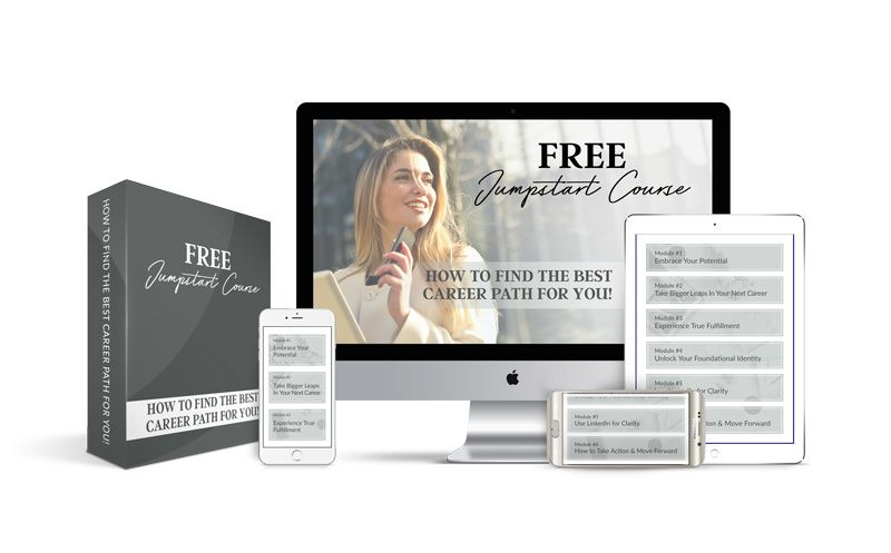 Free Jumpstart Course – Career Clarity