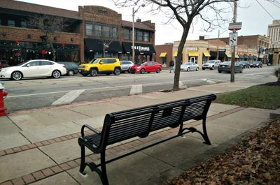 Downtown Lakewood Bench and Waste Receptacle Program