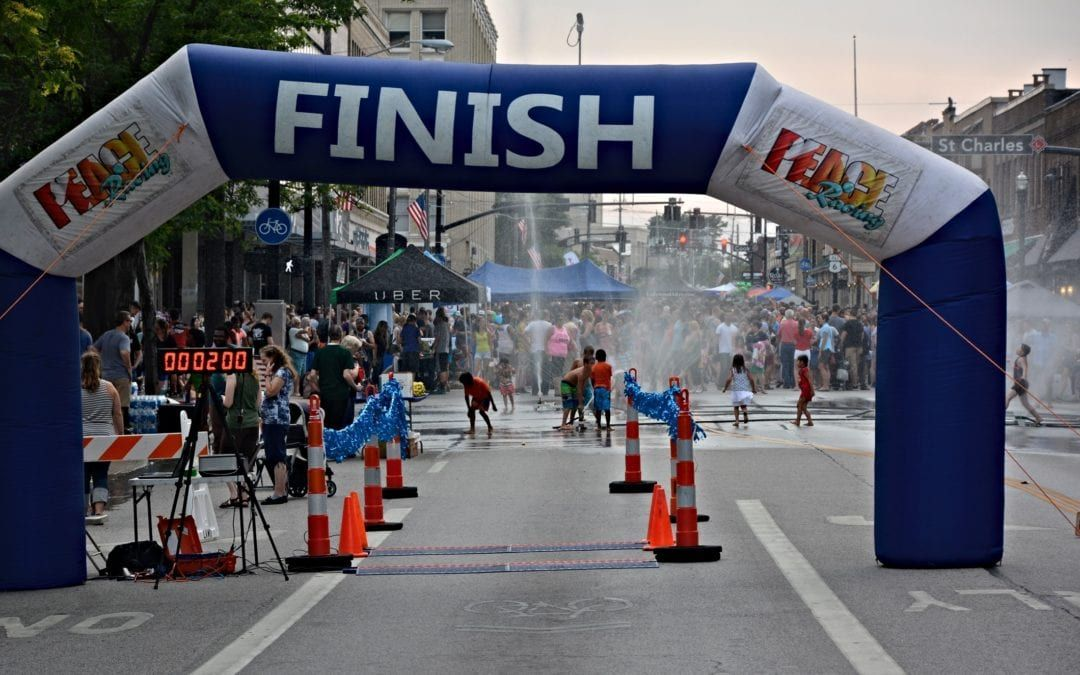 Meltdown 5K Features Fast Evening Race, Festival at Finish Line
