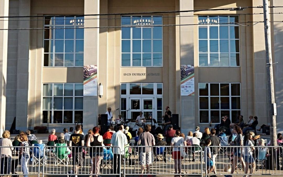 Four Ways to Experience LakewoodAlive's 2019 Front Porch Concert Series
