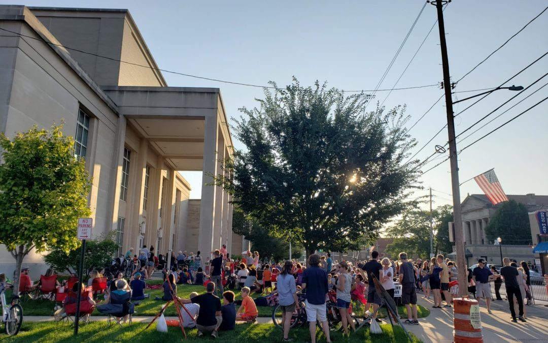Rey Citron Latin Jazz Culminates 2019 Front Porch Concert Series This Friday, August 30